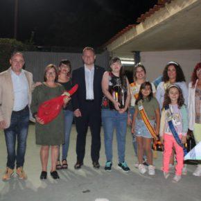 Vicente Casañ comparte con los vecinos de El Salobral la tradicional fiesta de exaltación de la patata