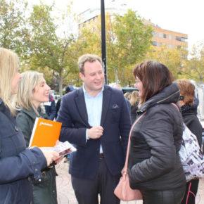 Ciudadanos defiende en los Invasores medidas para favorecer la conciliación y fomentar la natalidad