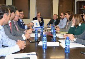 El Equipo de Gobierno se compromete con ADECA a estudiar la remodelación integral de la calle Autovía en Campollano