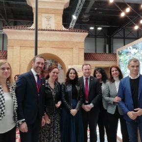 Arrimadas apoya a Albacete en Fitur