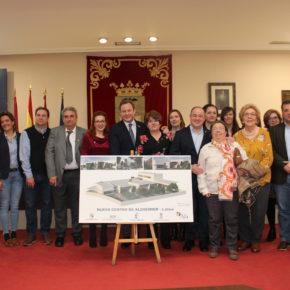 El Ayuntamiento formaliza la cesión de una parcela a AFA para la construcción de un nuevo Centro Especializado en la Atención de Enfermos de Alzheimer