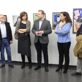 El Aula de Artes Plásticas expone en la Casa de la Cultura José Saramago una selección de los trabajos de sus alumnos