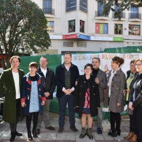 El alcalde felicita a Afanion por sus 25 años de trabajo y valora la semilla sembrada por los fundadores