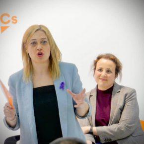 Carmen Picazo y María Ángeles Rosado toman posesión como miembros de la Ejecutiva de Inés Arrimadas representando a C-LM