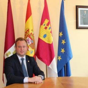 Declaración institucional del alcalde de Albacete tras la proclamación del estado de alarma por parte del Gobierno