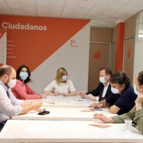 """Casañ y Picazo destacan el """"Pacto por Albacete"""" como ejemplo a seguir a nivel nacional: """"las familias y las empresas necesitan más soluciones y menos enfrentamientos"""""""