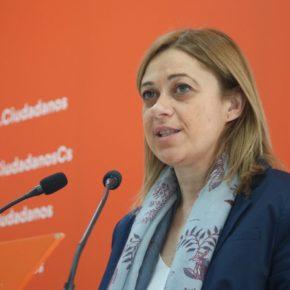 """Carmen Picazo (Cs): """"Es la alcaldesa de Tobarra la que debe explicar por qué le estorba un teniente alcalde que denuncia la corrupción"""""""