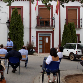 """Ciudadanos defiende en Robledo la importancia de escuchar al campo para diseñar una PAC """"adaptada a la realidad"""""""