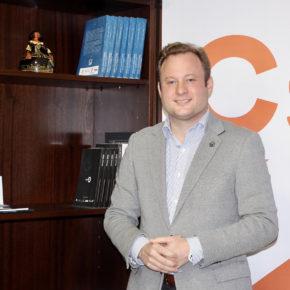 Ciudadanos designa la Junta Directiva del Comité Provincial de Albacete
