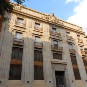 Cs pide que se incluya en los Presupuestos la cesión del edificio del Banco de España al Ayuntamiento de Albacete