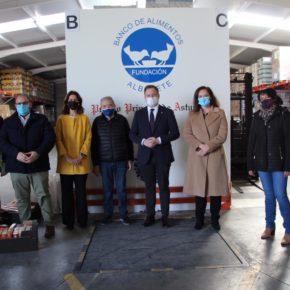 Cs Albacete participa en el maratón solidario de EsRadio en favor del Banco de Alimentos