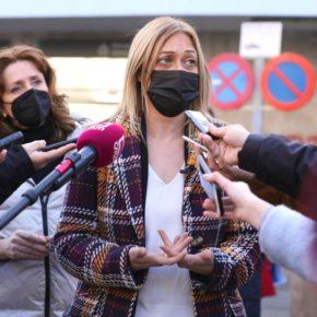Picazo se une a la movilización contra el cierre de la fábrica de Siemens-Gamesa en Cuenca